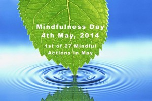 Mindfulness Day 2014